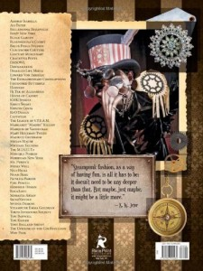 Anatomy of Steampunk back cover