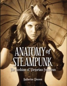Anatomy of Steampunk cover