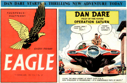 Eagle Feb 1953 first panel
