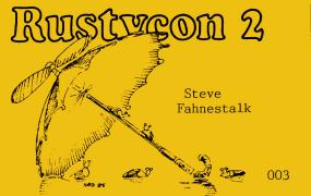 Rustycon 2 Nametag