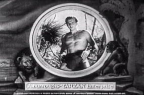 Herman Brix as Tarzan (1935)
