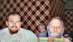 Jon Gustafson and Avram Davidson