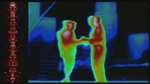 Predator - Scanning in Thermal Vision