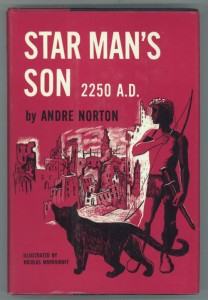 Star Man's Son by Andre Norton