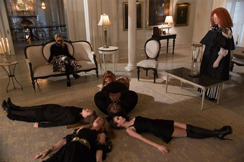 American Horror Story: Coven, episode 13