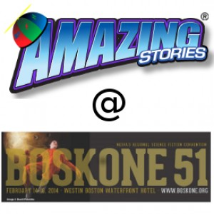 Boskone 51 Amazing Stories Panels