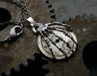 Asni's Art Blog: Time Artefacts
