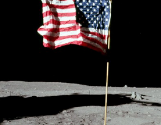 Flags On The Moon: Apollo 11 (Rocket Science Required)