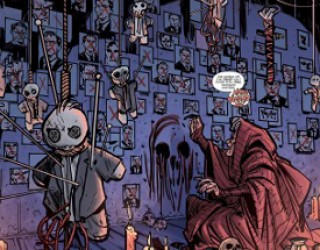 New Horror Comic Round-Up: Ghosted #006 + Grimm Fairy Tales Presents Wonderland: Asylum #1