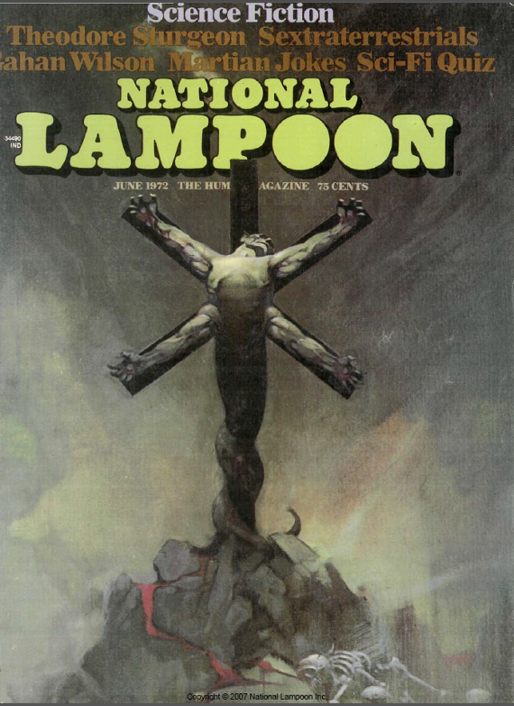 lampoon cover