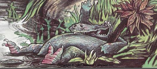 lampoon dodosaurs