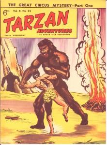 Tarzan Adventures vol8 no32