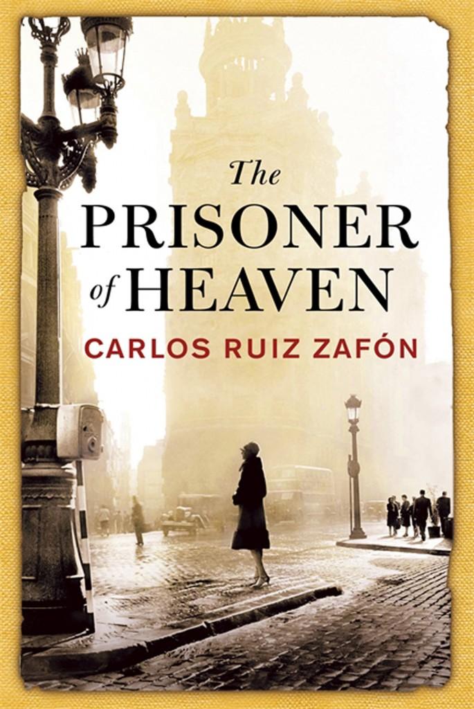The Prisoner of Heaven hardback cover