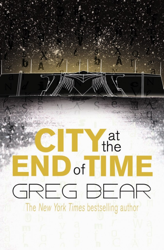 City at the End of Time cover