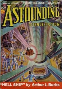 Astounding Science Fiction - August 1938