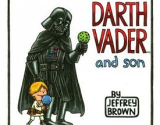 Review: Darth Vader and Son by Jeffrey Brown