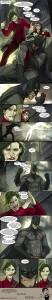 Dr Who Batman