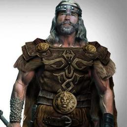 Figure 10 – King Conan, the Conqueror
