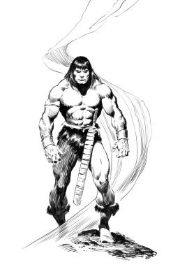 Figure 6 – John Buscema's Conan