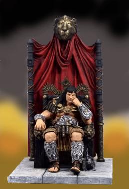 Figure 8 – Todd McFarland's King Conan