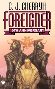 Foreigner by CJ Cherryh