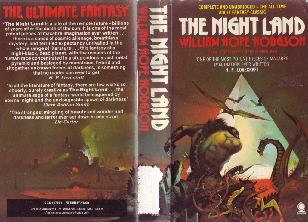 The Night Land cover