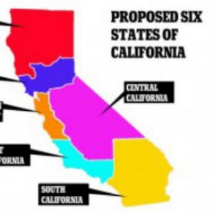 Will There Be Six Californias in the Near Future?