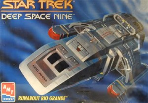 AMT DS9 Runabout