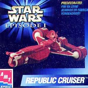 AMT SW Republic Cruiser