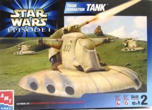 AMT SW TF Tank