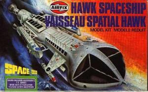 Airfix Space 1999 Hawk