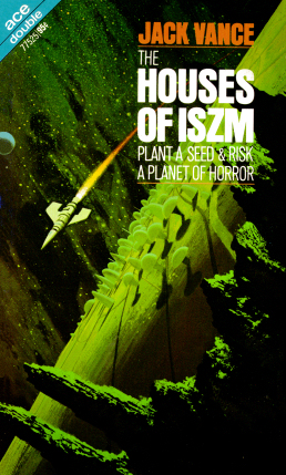 Figure 5 - 77525 - Houses of Iszm (Jack Vance) - Dean Ellis