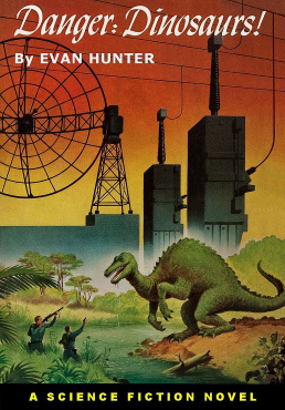 Figure 5 - Kindle Danger Dinosaurs Cover