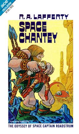 Figure 7 - H-12 - Space Chantey - R.A. Lafferty - Vaughn Bodé