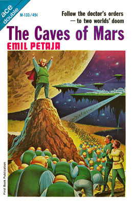 Figure 8 - M-133 - Caves of Mars - Emil Petaja - Alex Schomburg