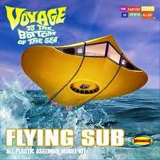 Moebius Flying Sub