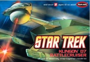 PL Klingon D7