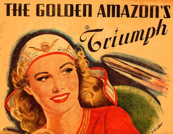 RG Cameron March 14 illo #3 Amazon 'Triumphs' small