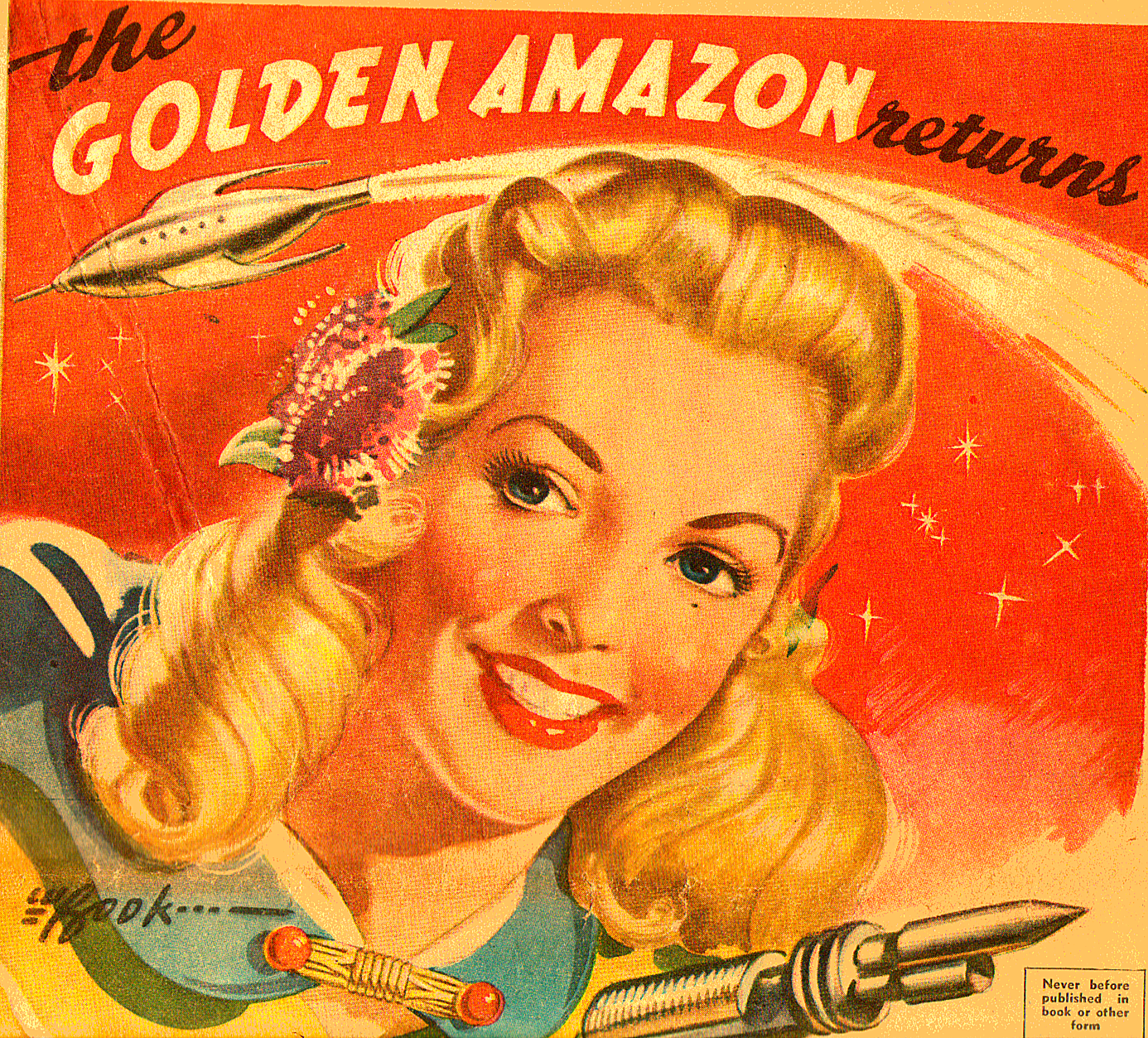RG Cameron March 7 2014 illo #1 'Amazon Returns'