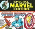 SGT. Fury Special Marvel Edition – Captain America and Bucky