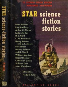 Star Science Fiction Stories cover