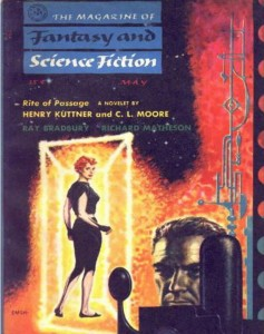 The Magazine of Fantasy and Science Fiction - May 1956