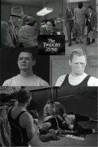 Twilight Zone - Steel