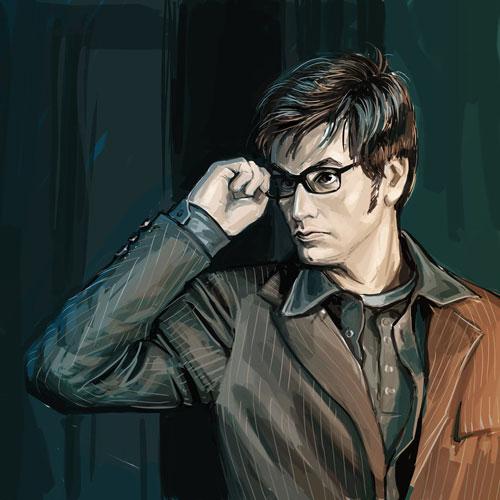 Doctor Who fan art
