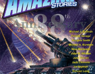 AMAZING STORIES 88TH ANNIVERSARY ISSUE