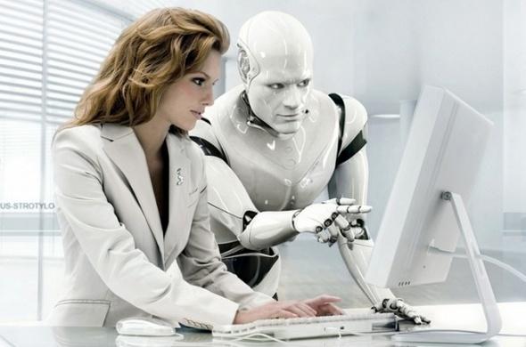 robot-human-computer