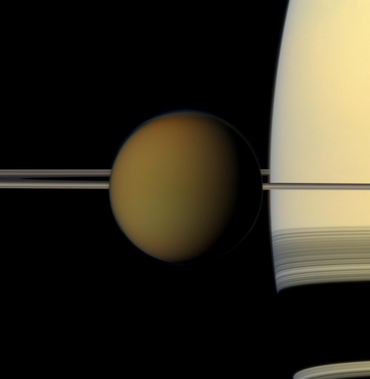 titan-saturn-rings-cassini-holiday-treats-12-22-2011