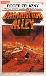 DamnationAlley 1977 cover