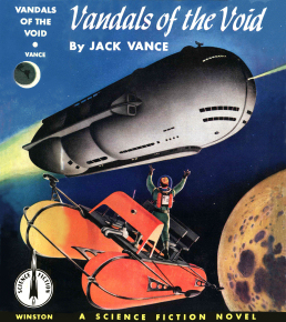 Figure 2 - Vandals of the Void by Schomburg