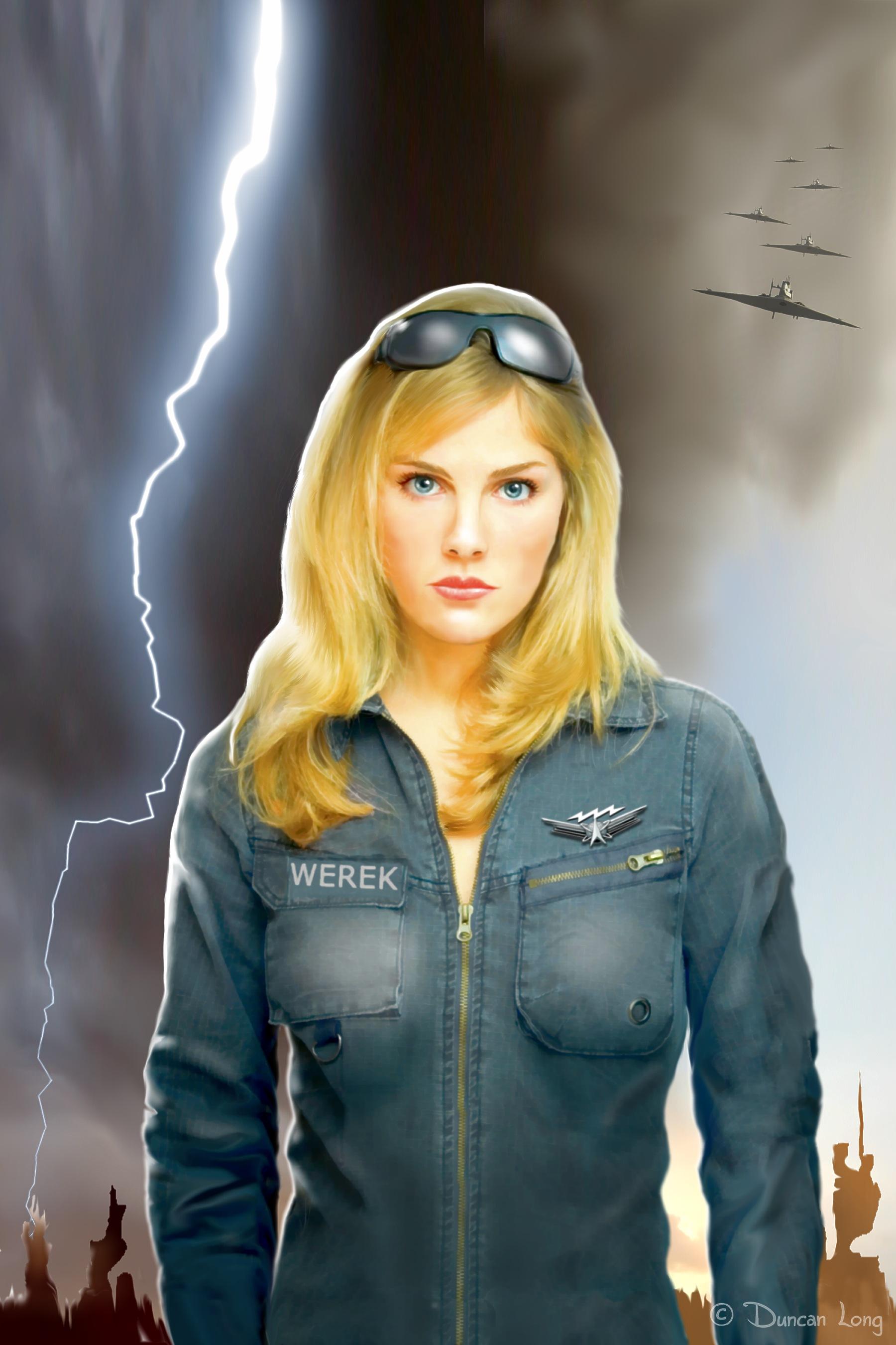 Lightning War by Duncan Long